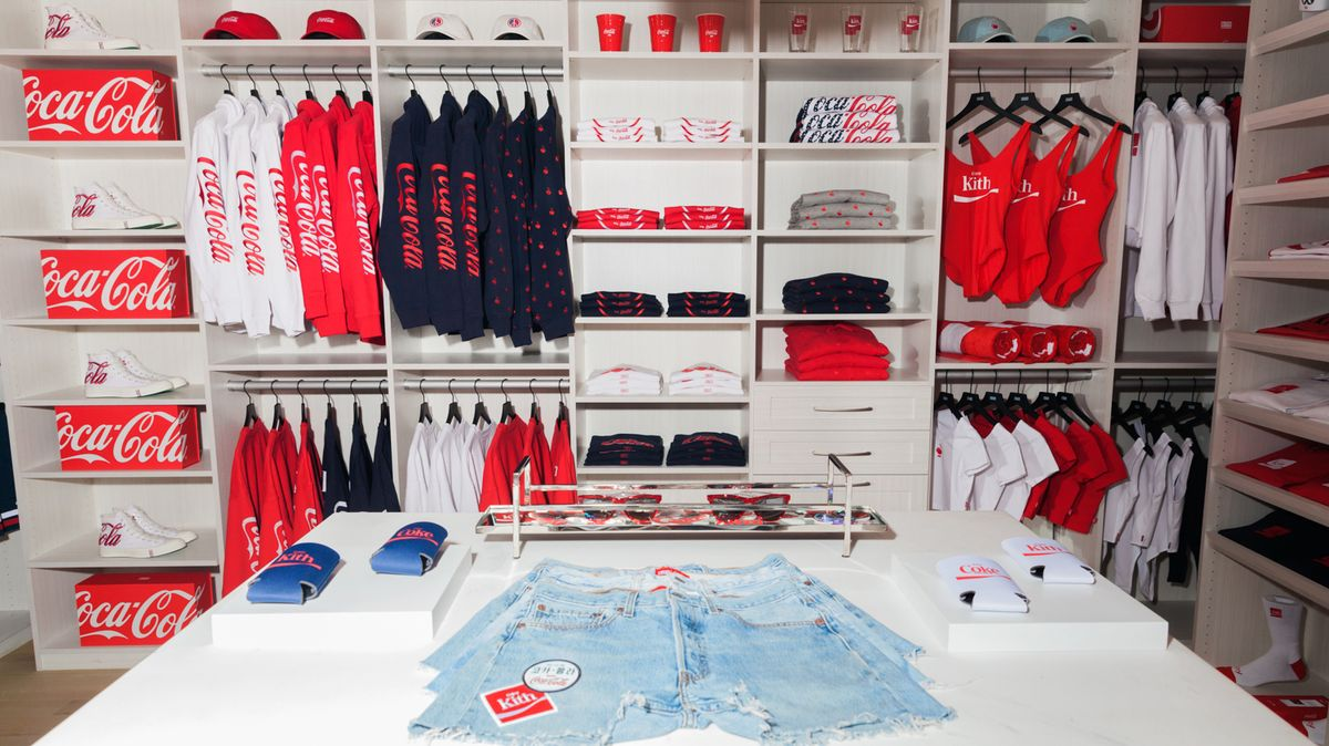 Exclusive: Every Piece from Kith's Latest Collab with Coca-Cola
