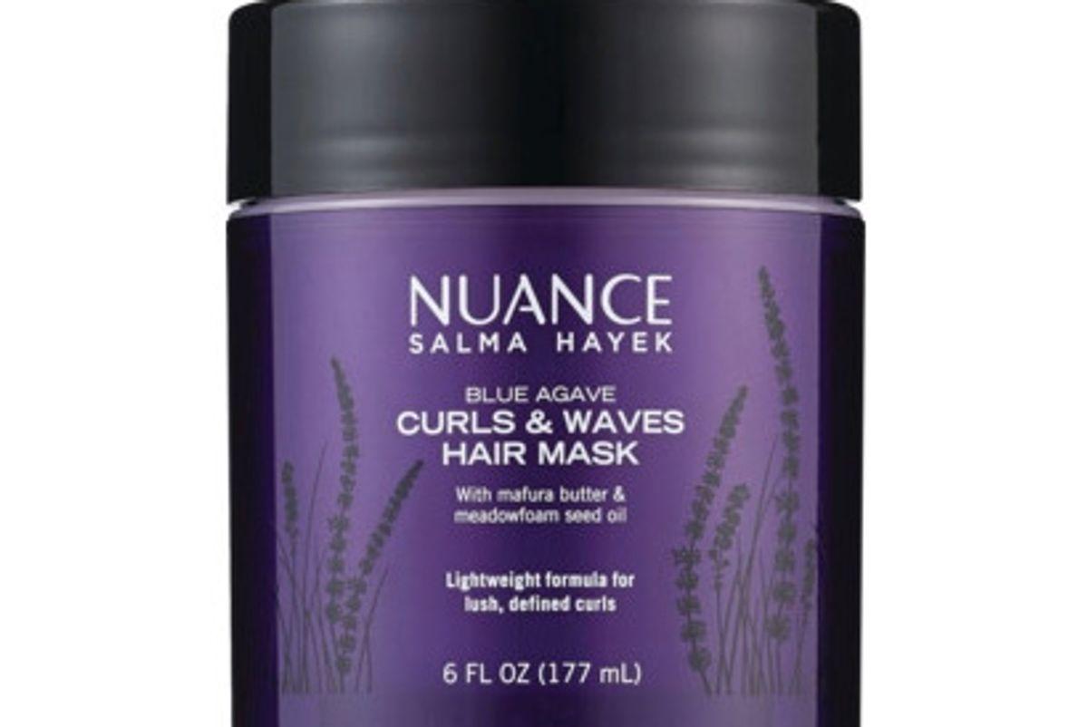 Blue Agave Curls Hair Mask