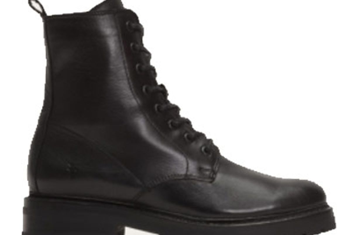 Julie Combat Boot
