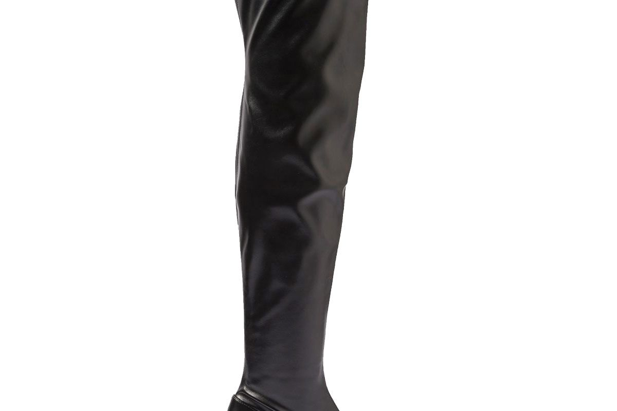 Crawler Over The Knee Boots