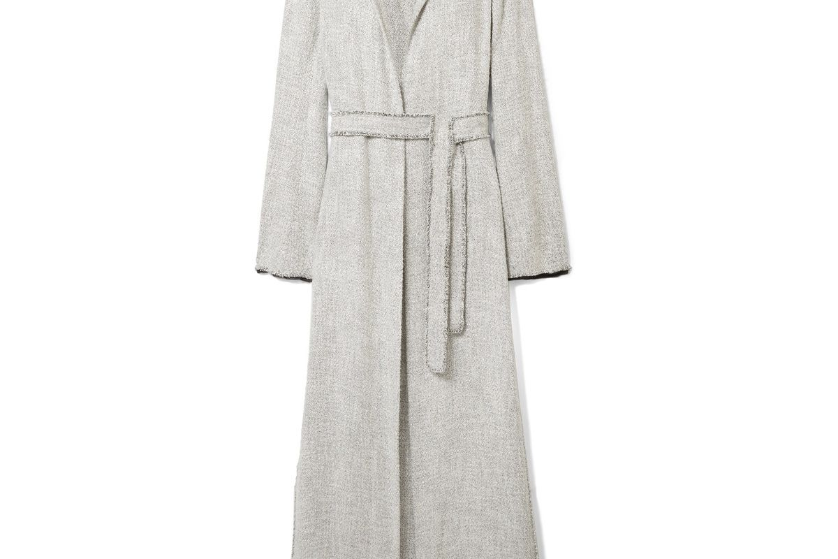 Paycen Tweed Coat