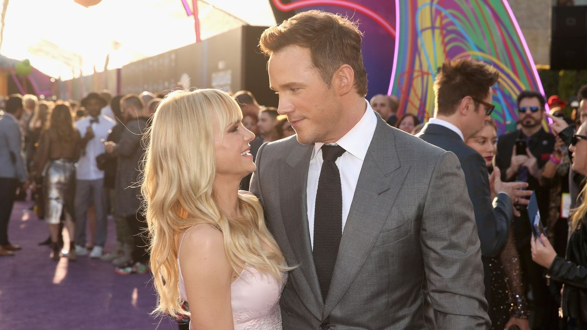 Anna Faris and Chris Pratt Are Separating, and the Internet Is DISTRAUGHT