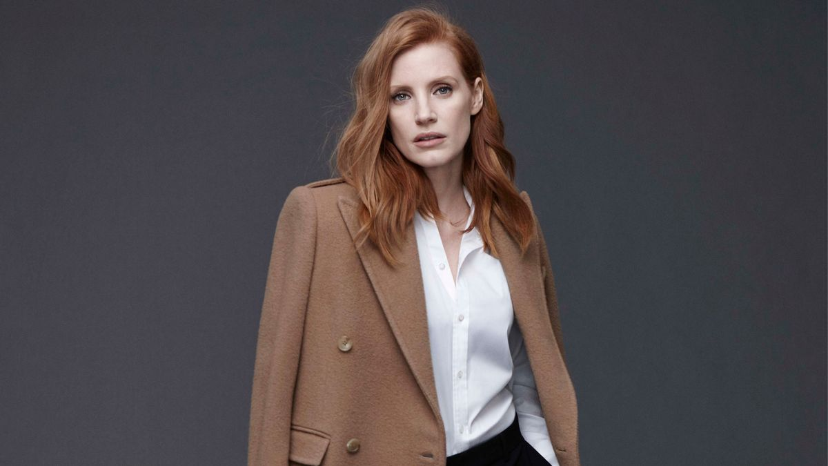 Jessica Chastain Thinks It's a Pretty Great Time to Be a Woman