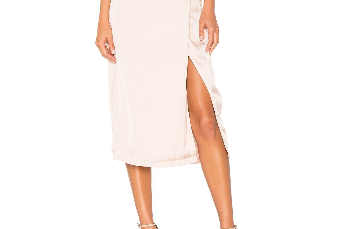 Midsummer Wrap Skirt