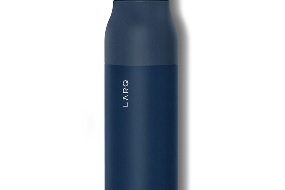 larq the larq self cleaning bottle