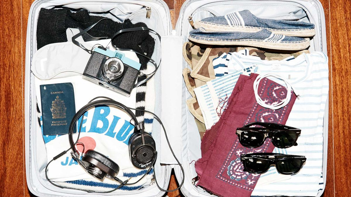 how to pack for vacation