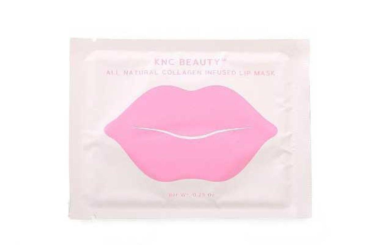 knc collagen infused lip mask shop