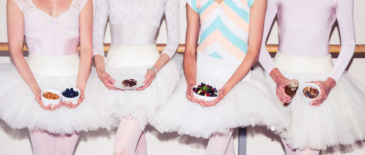What Ballet Dancers Really Eat