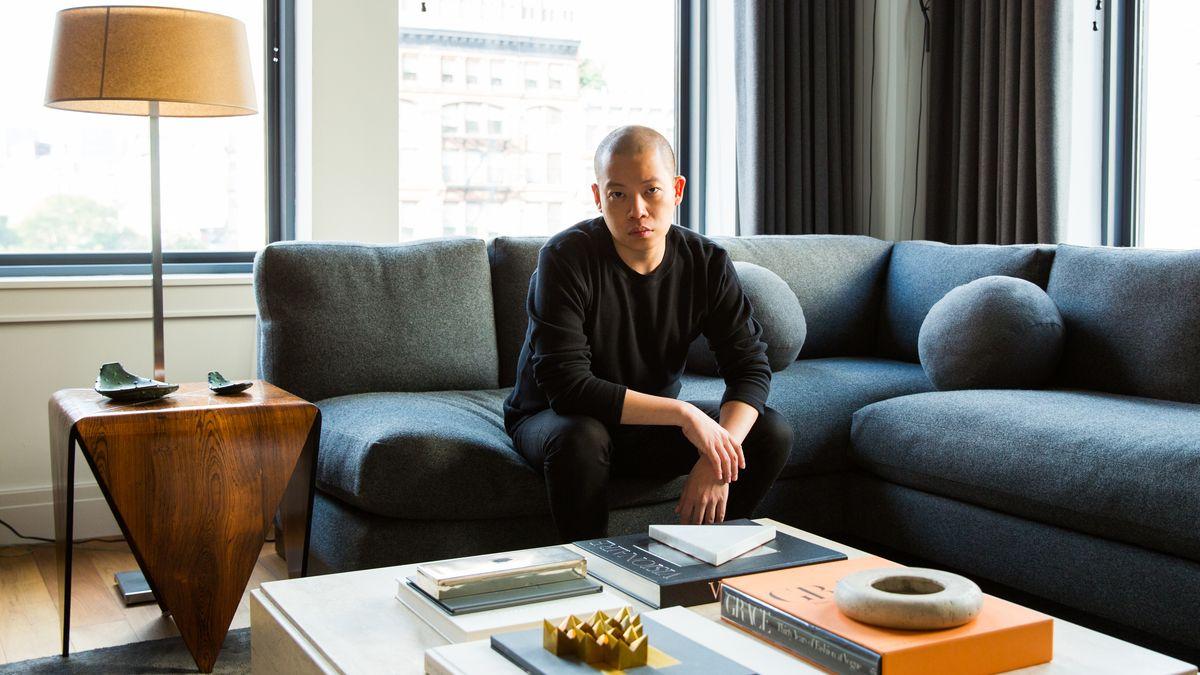 Inside Jason Wu's Midcentury-Modern-Inspired Home