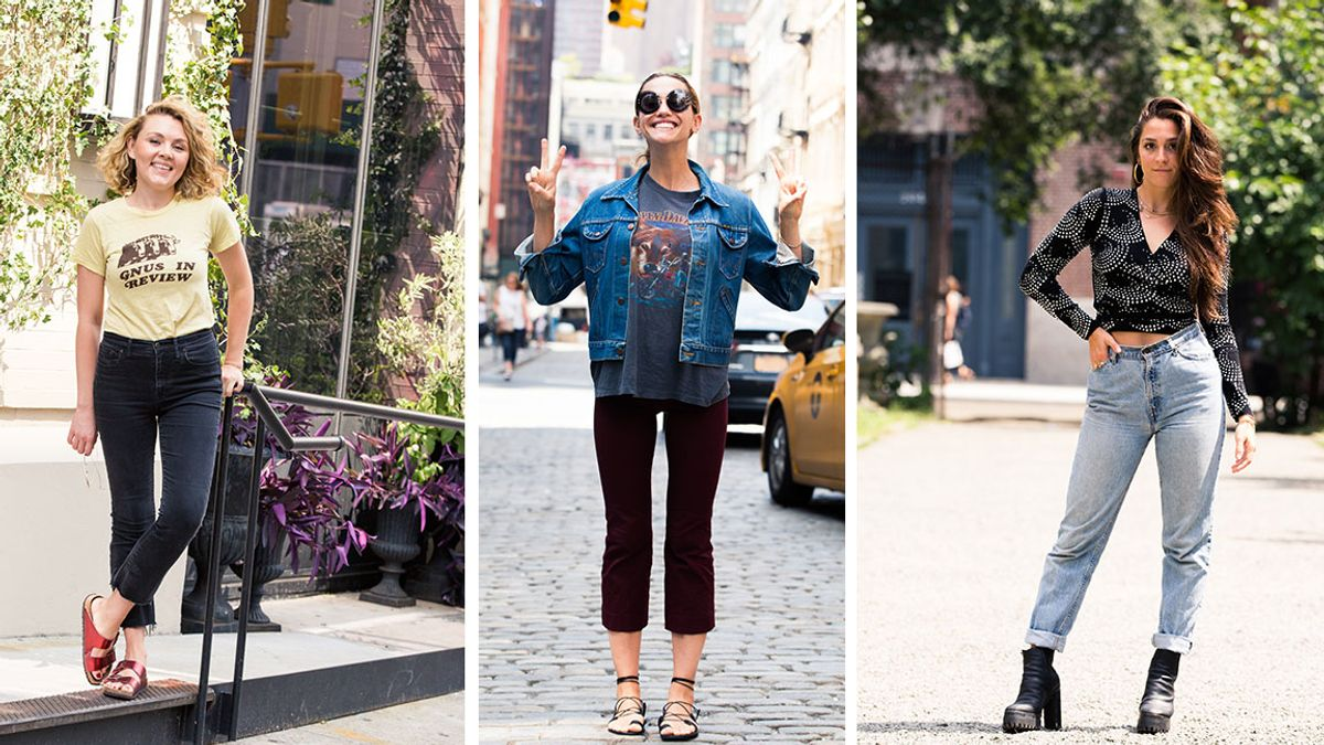 The Denim Pieces Our Editors Would Save in a Fire