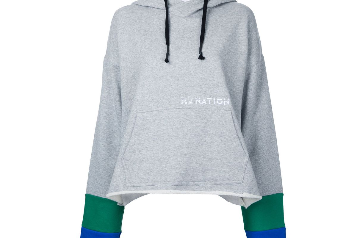 The Distance Oversized Hoodie