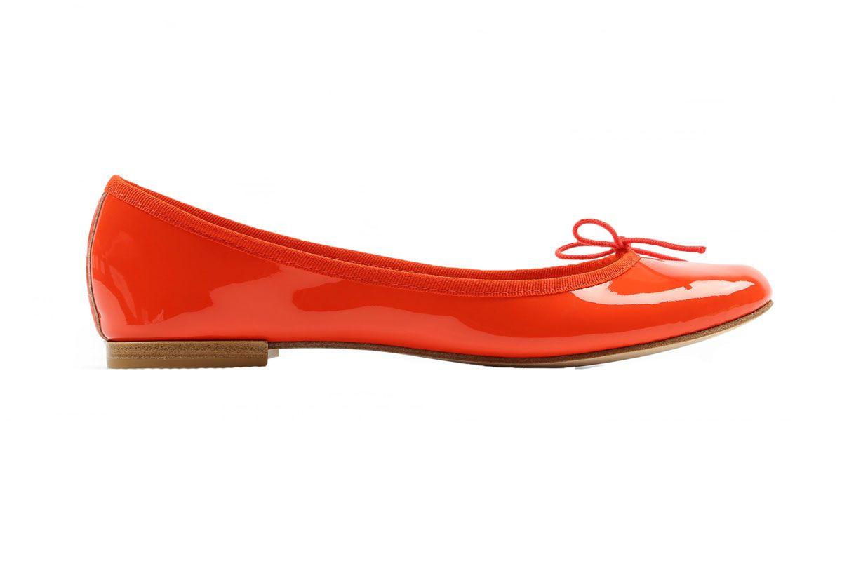 cendrillon ballerinas clown red patent leather