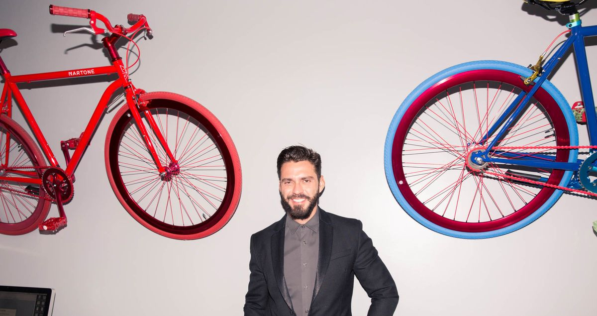 Lorenzo Martone Talks Pimping Your Ride