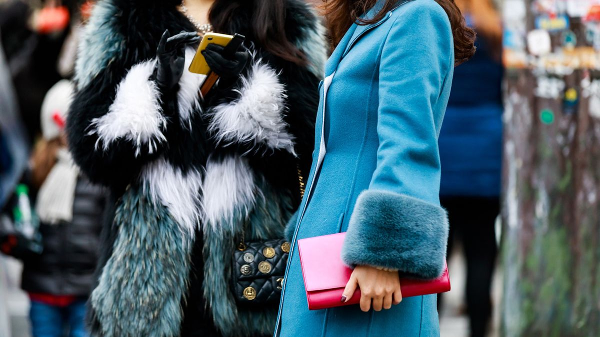 spring 2019 couture street style