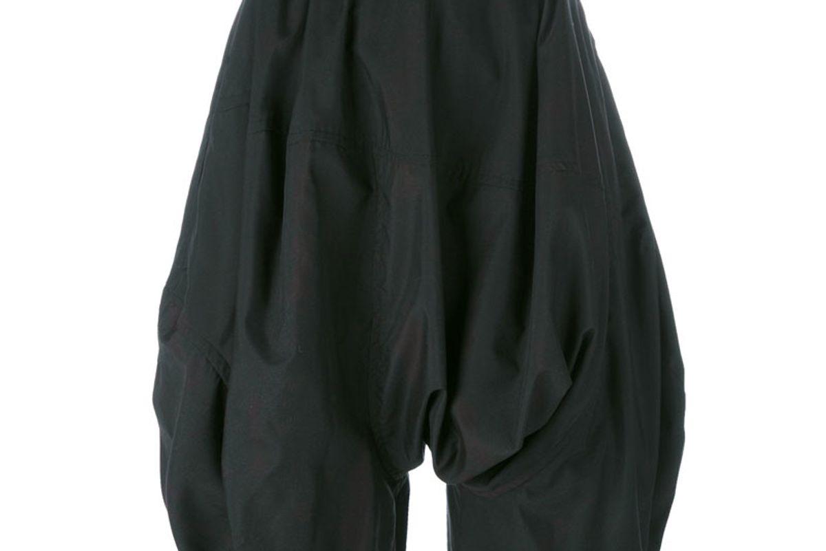 Drop Crotch Volume Shorts