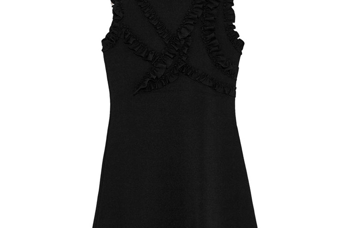 Short Frilled Dress