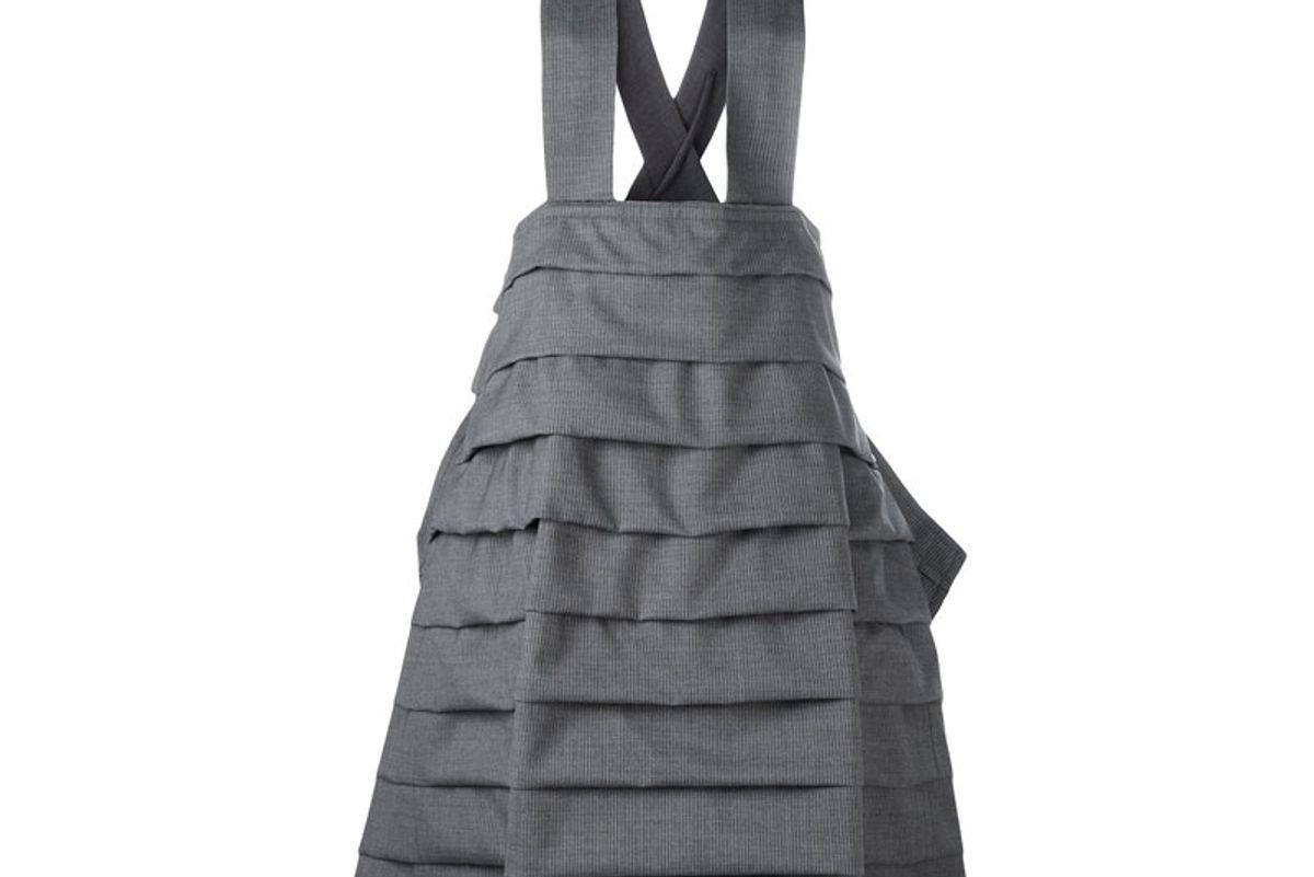 Layered Full Skirt