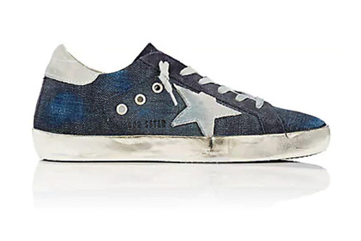 Superstar Denim Sneakers
