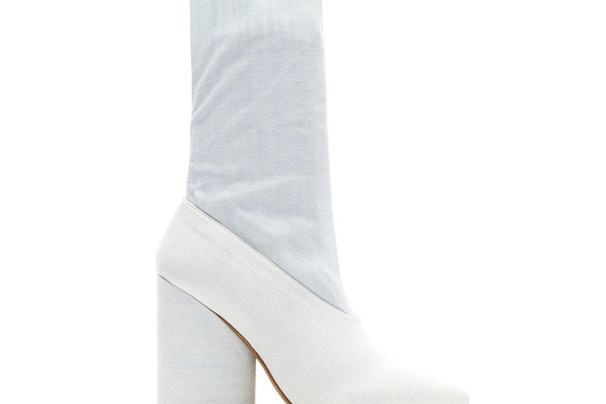 Low Calf Boot