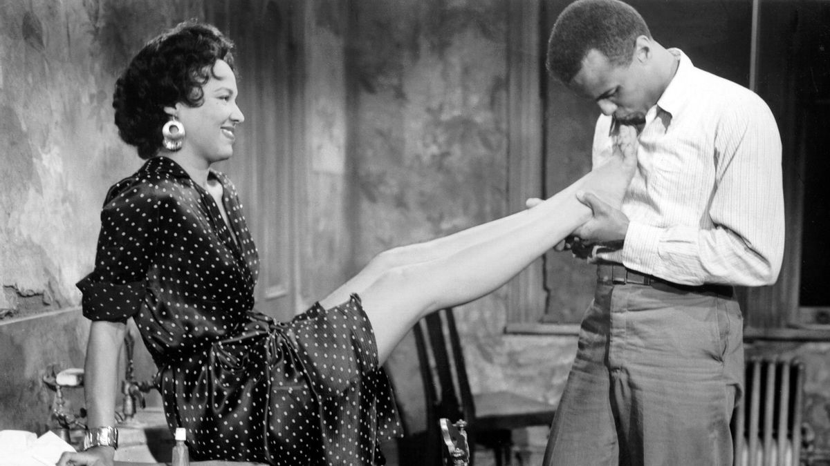 history of black costume design in film and television