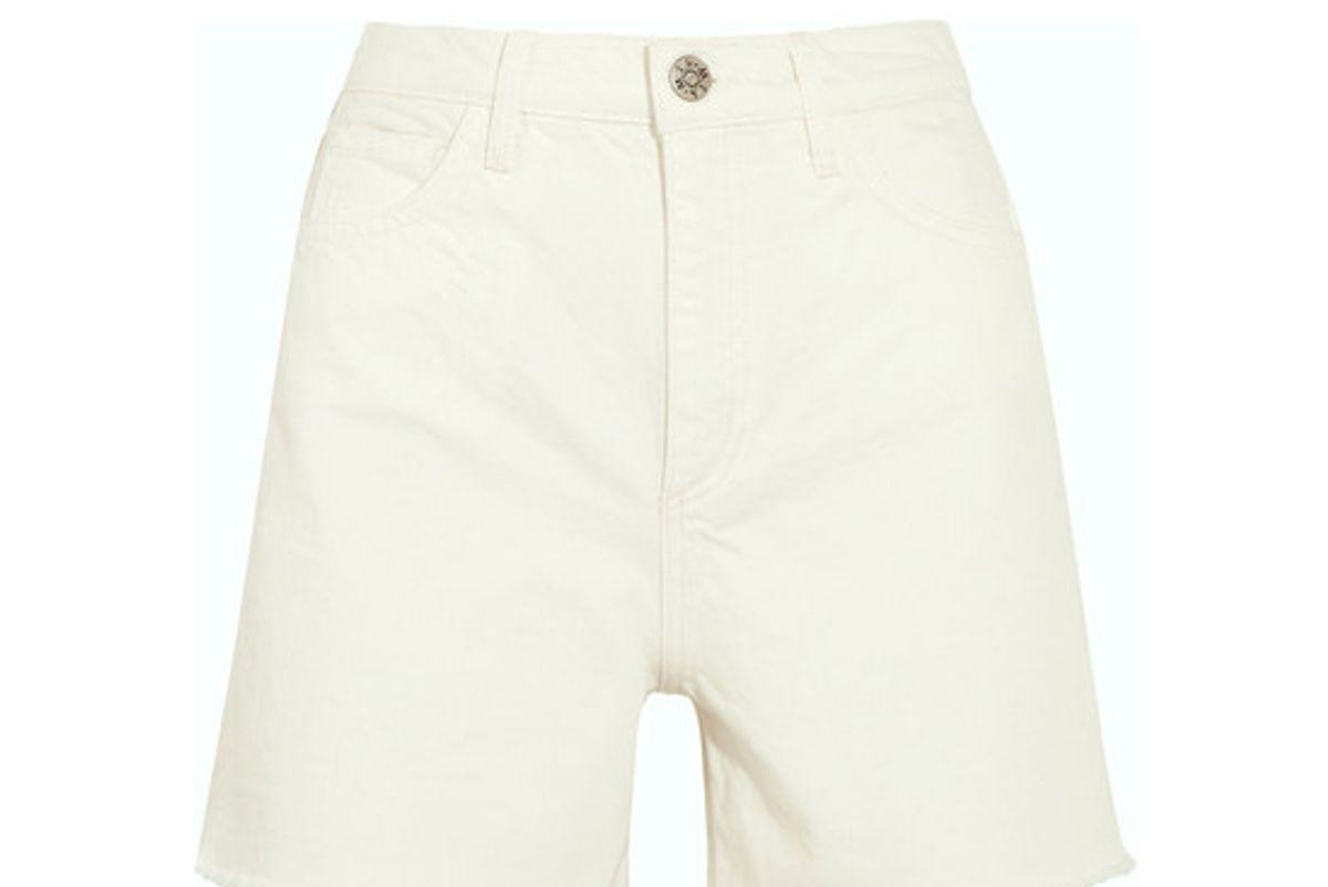 Caron Cut-off Denim Shorts