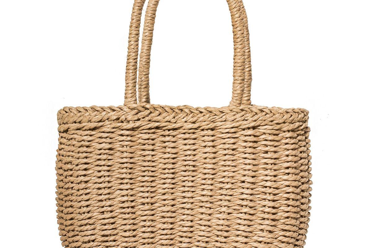 Little Straw Bag