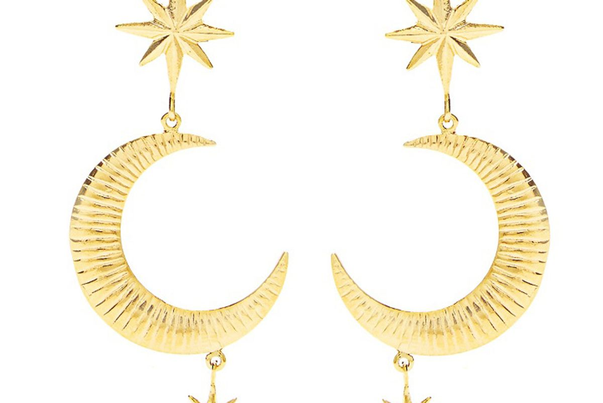 Marlowe Gold-Plated Earrings