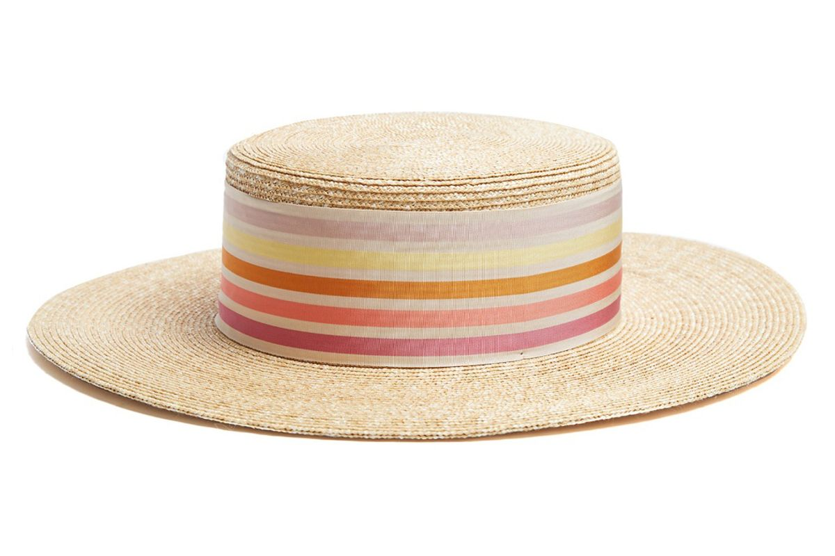 Cordoba Wheat-Straw Hat