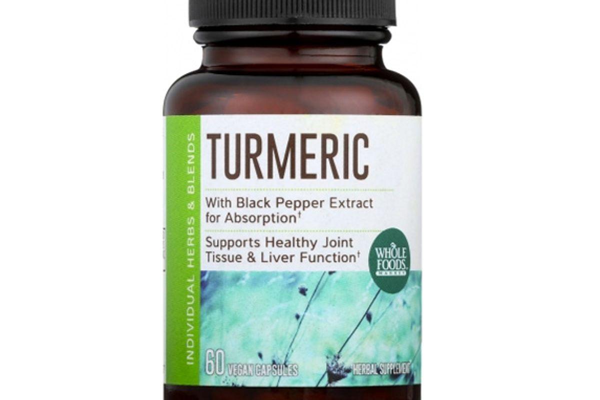 Turmeric 60 Vegan Capsules