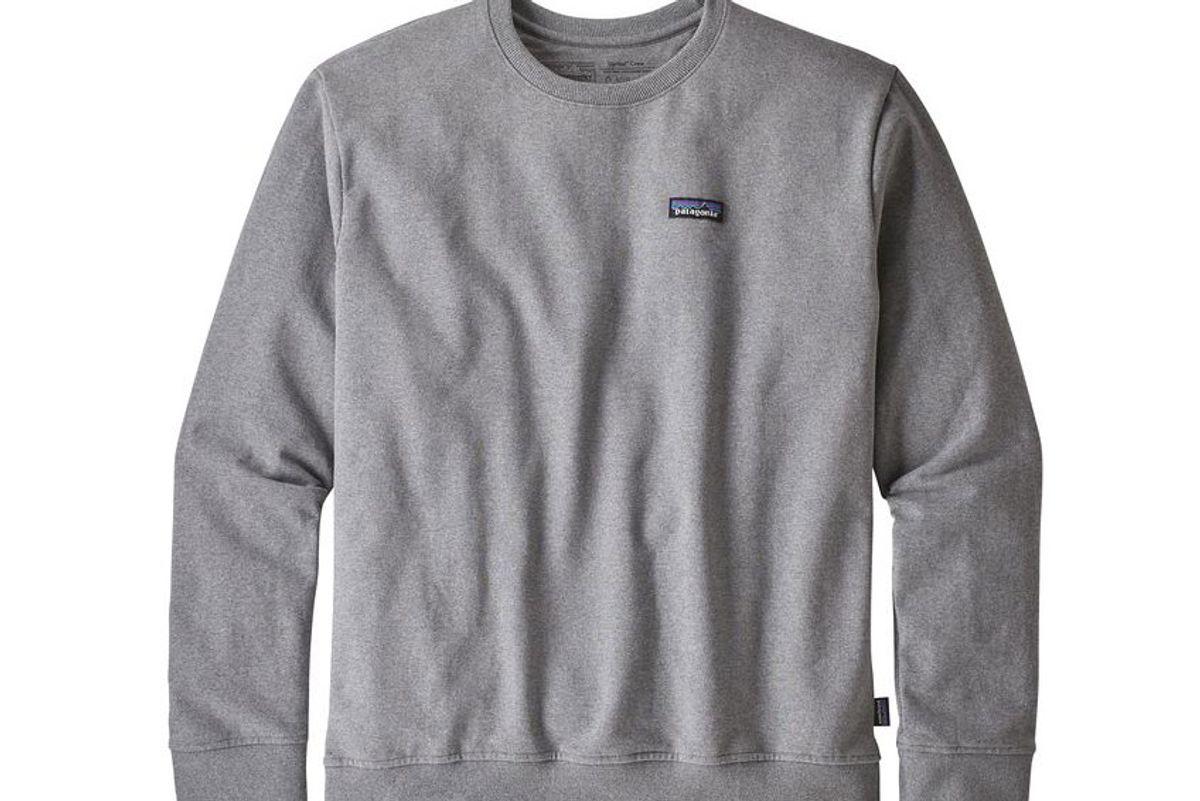 patagonia mens p 6 label uprisal crew sweatshirt