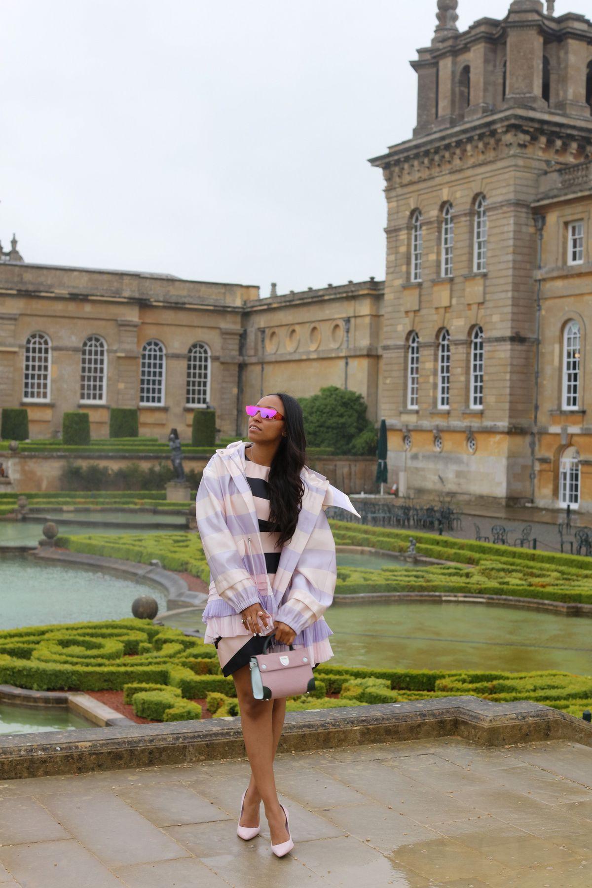 Shiona Turini Takes the Dior Cruise Show