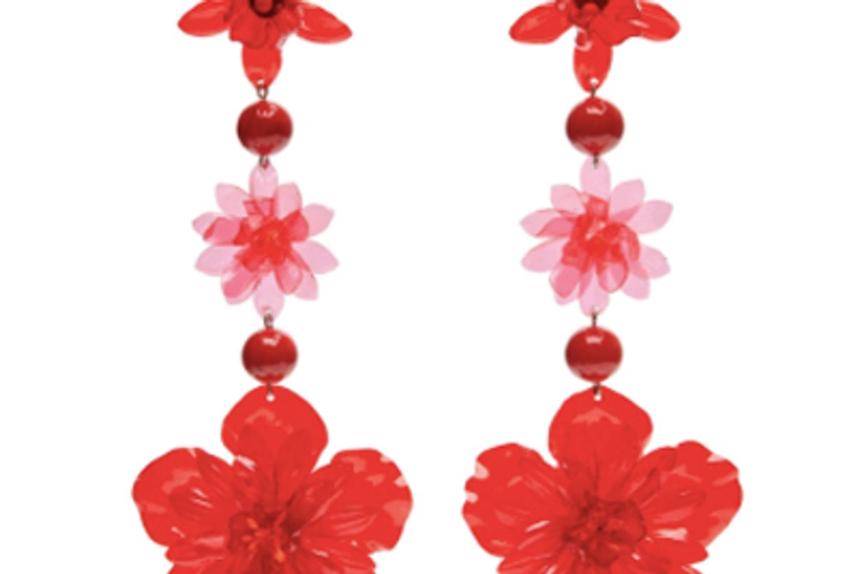 isabel marant aloha earrings