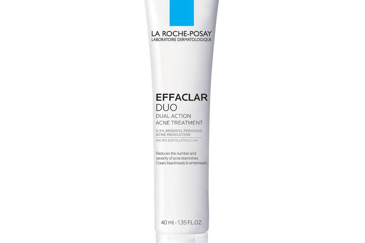 la roche posay eddaclar duo dual acne treatment