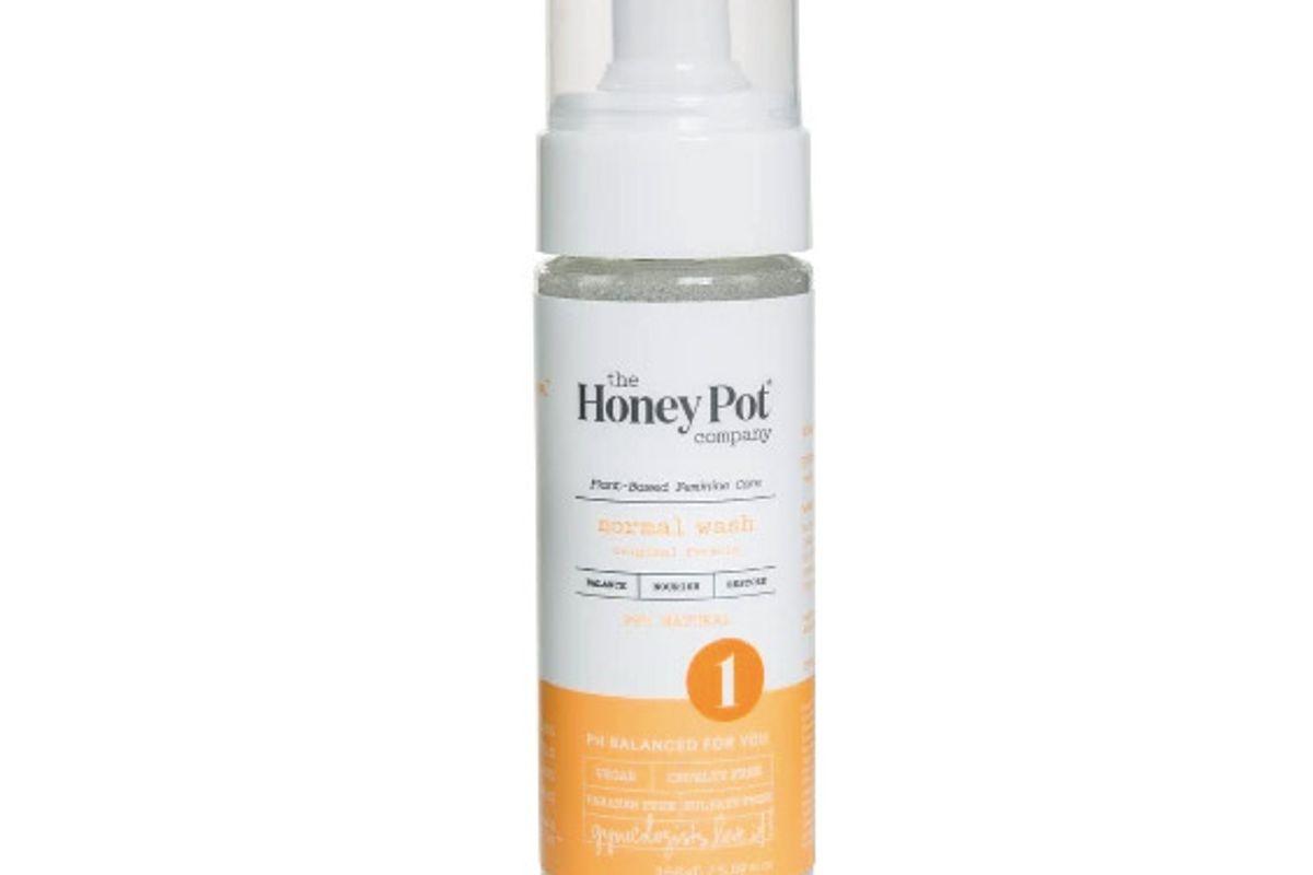 honey pot co normal wash