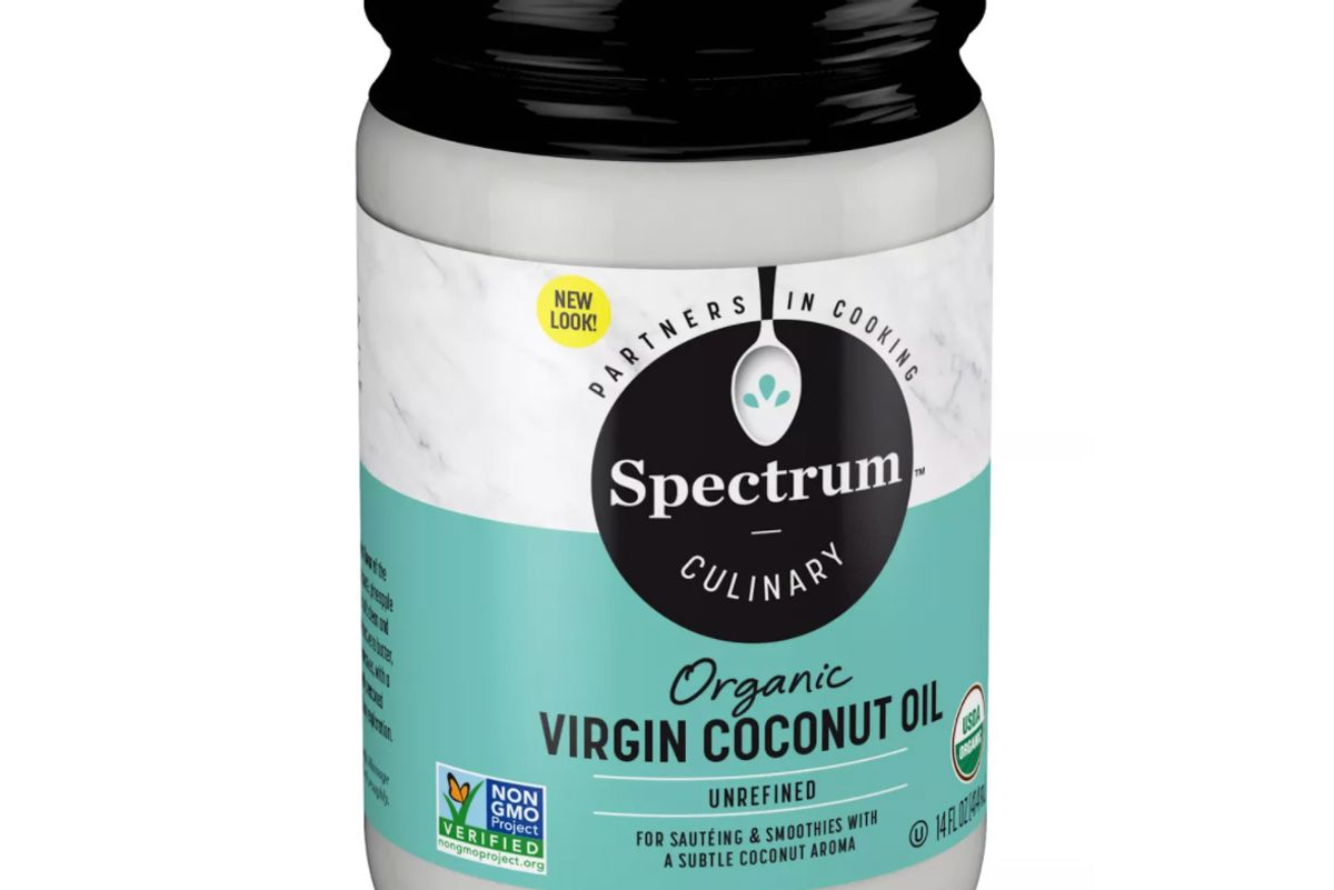 specturm organic virgin coconut oil