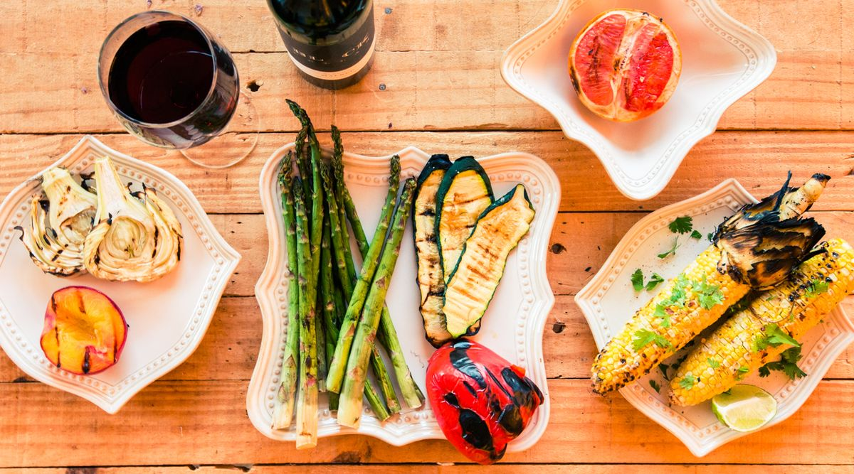 Your Healthy Summer BBQ is Here