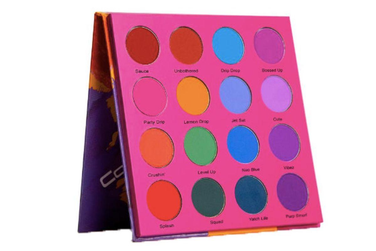 coloured raine vivid pigment palette