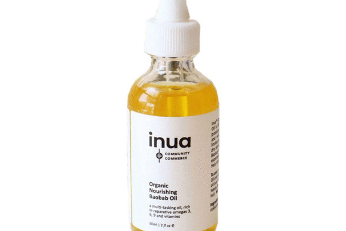 inua organic nourishing baobab oil