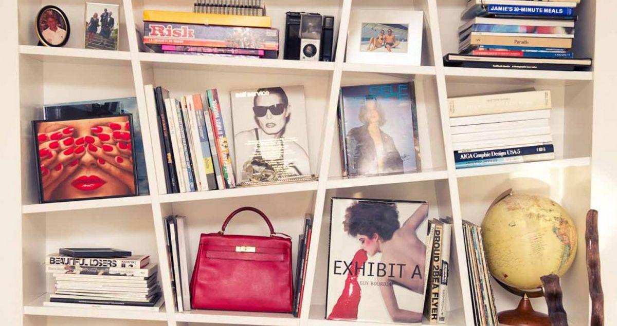 What Fashion People Are Reading Right Now