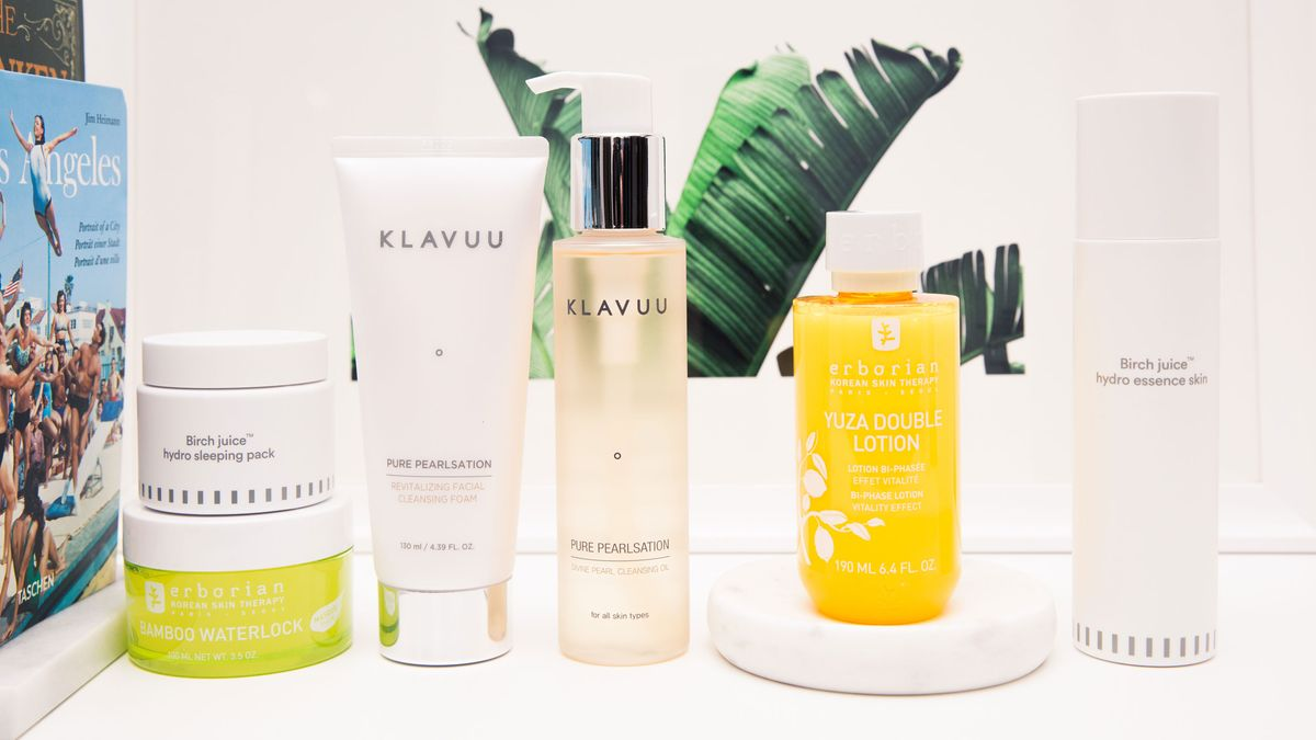 6 Natural Korean Skincare Products that are Going to be Big This Year