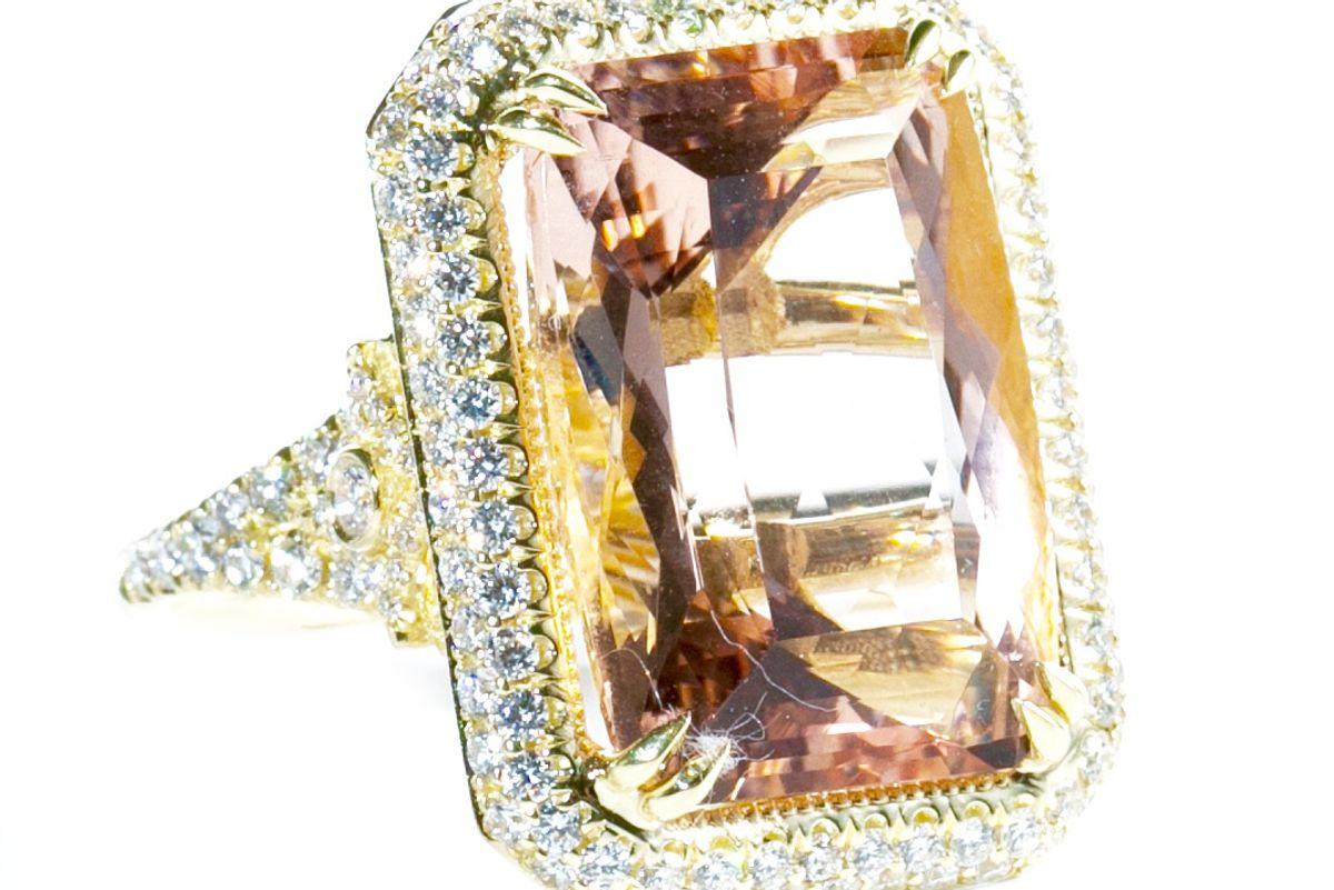 jordan alexander jewelry lux morganite ring