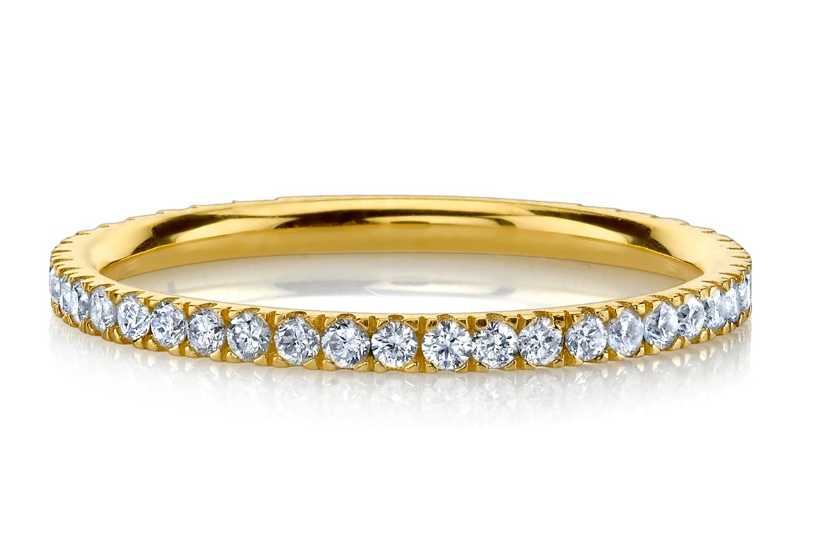the last line perfect diamond eternity band