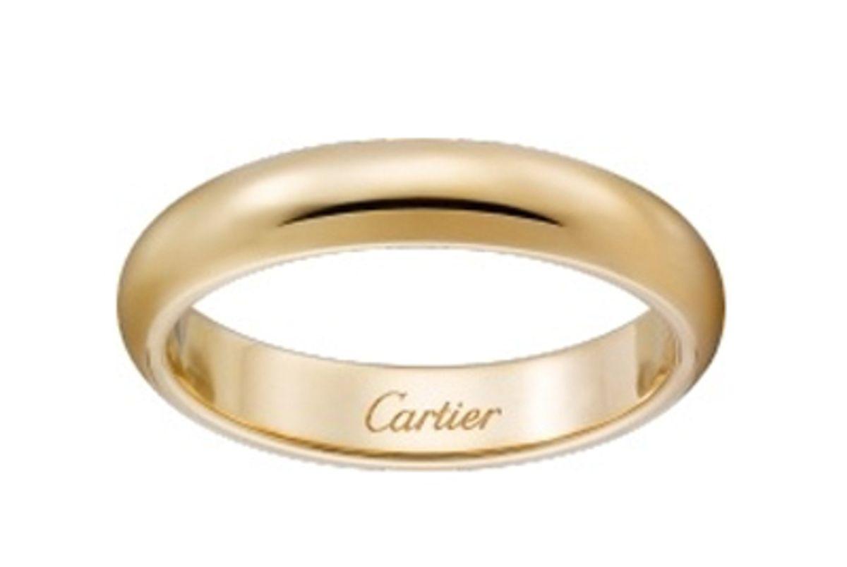 cartier wedding bands