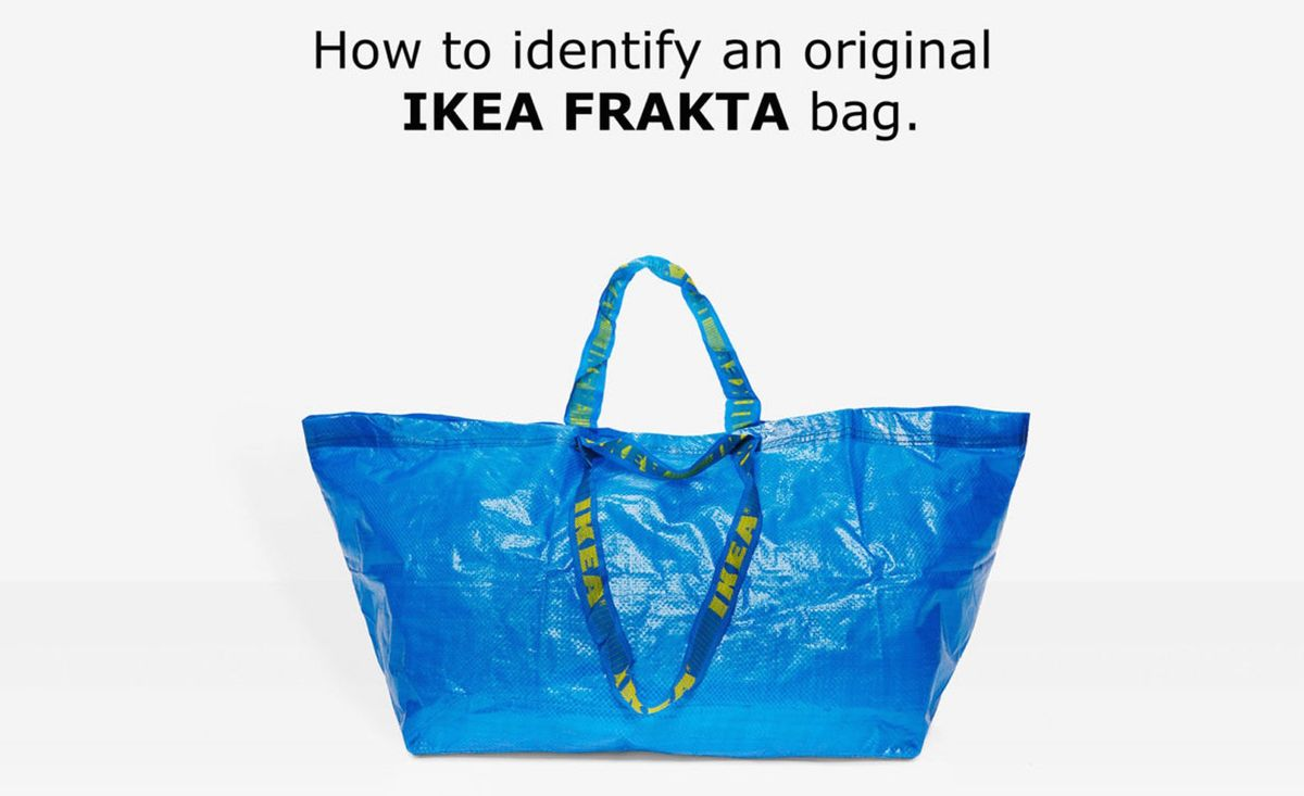 You Won't Believe How Many People Searched For IKEA Bags This Week