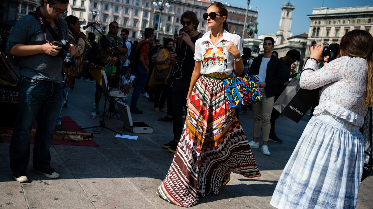 Our Favorite Street Style from Milan Fashion Week
