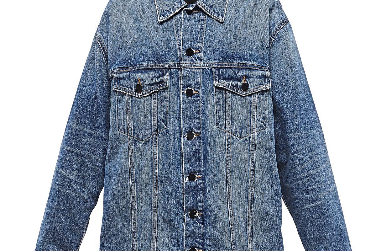Daze Oversized Denim Jacket