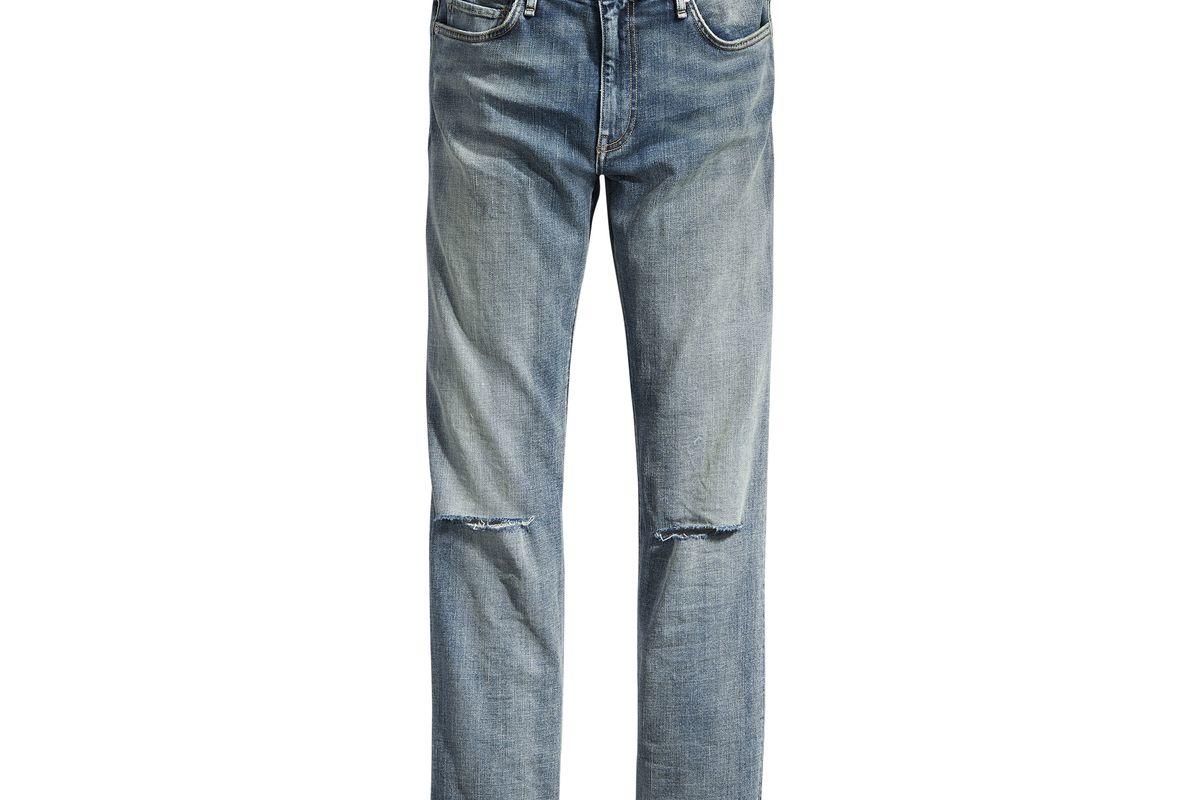 Arrow straight jeans