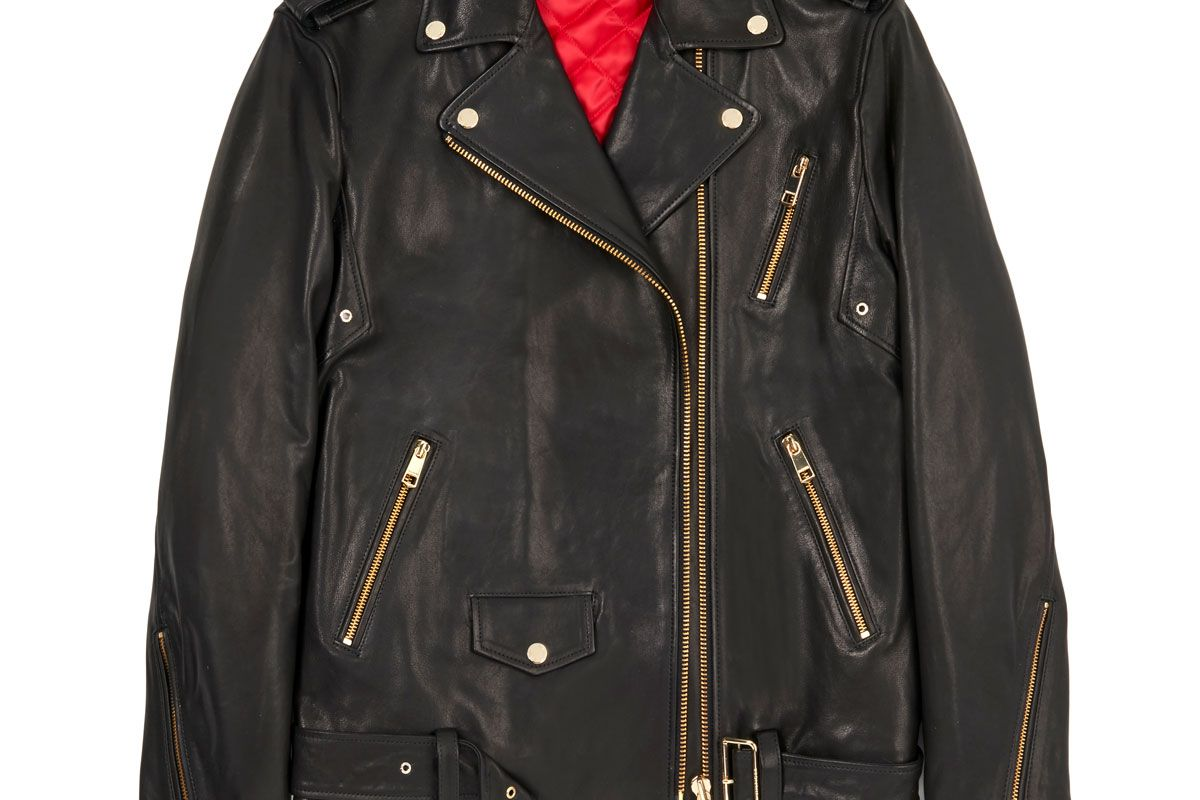 Boyfriend Motorcycle Jacket