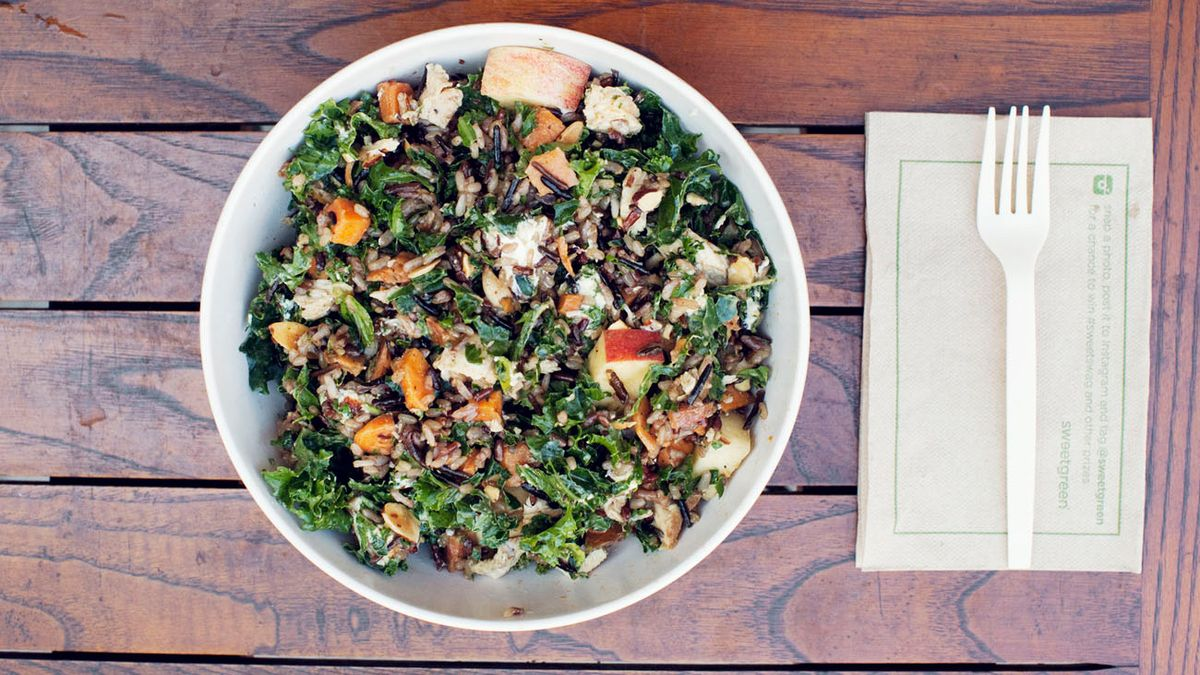 Why Your Salad Is Making You Bloated