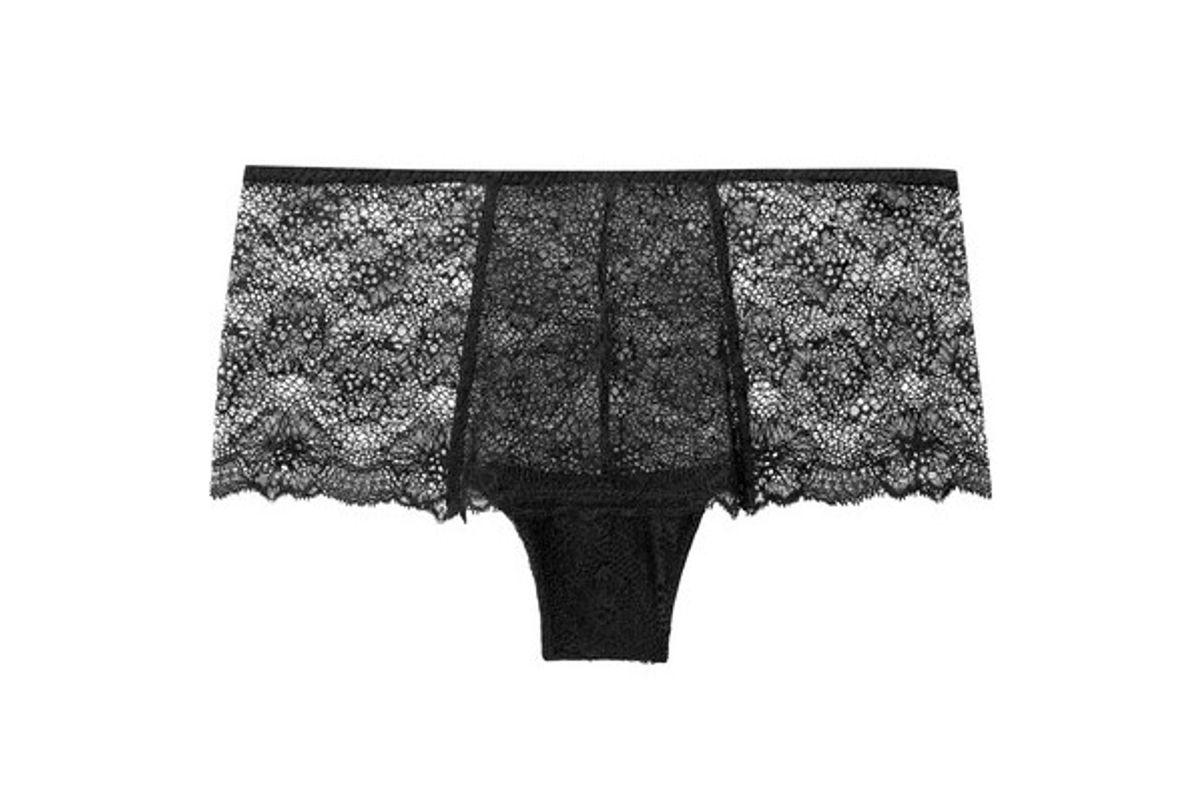 myla holland park stretch leavers lace briefs